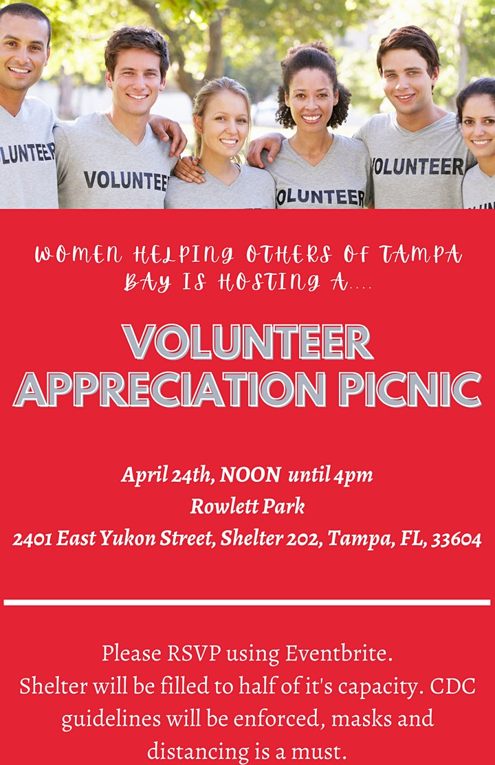 Volunteer Appreciation Picnic image