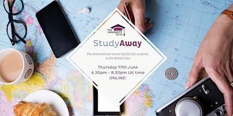 Study Away 2021 biglietti