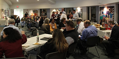 Westchester Networking Organization April 2021 Meeting tickets