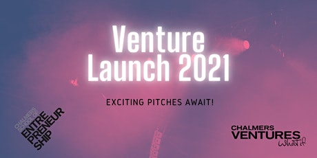 Venture Launch 2021 tickets
