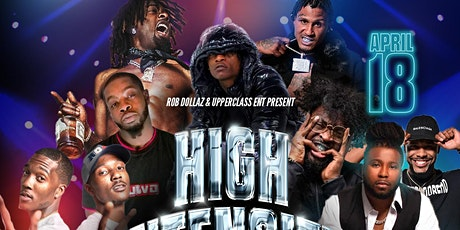 High Intensity Concert Series tickets
