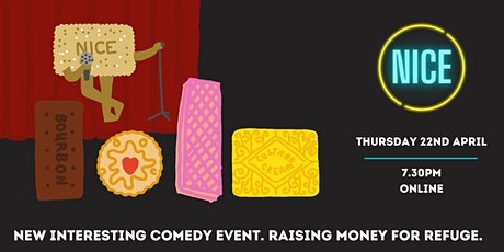 NICE: New Interesting Comedy Event tickets