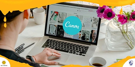 We for Women: Introduction to Graphic Design with Canva tickets