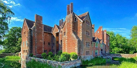 Timed entry to Harvington Hall Gardens tickets