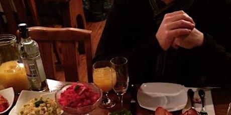 Russian Restaurant Week tickets