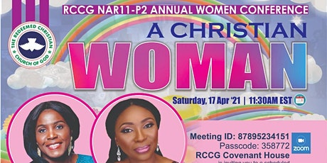 RCCG NAR11-P2 ANNUAL WOMEN CONFERENCE tickets