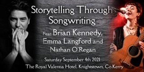 Storytelling Through Songwriting tickets