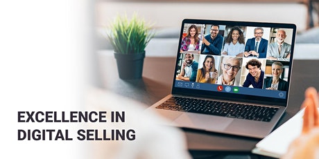MASTERCLASS – EXCELLENCE IN DIGITAL SELLING tickets