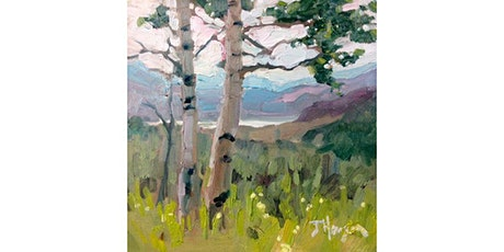 PAINTING IN OILS AND ACRYLICS-Fri-Aug 13, 20, 27, 9:00-noon  Gallery&Zoom tickets