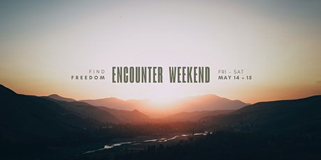 Encounter Weekend tickets