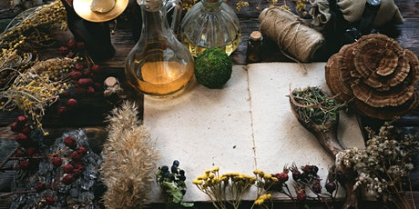 Merrolyn Masterclass - Helpful Herbs and How to Heal with Them tickets