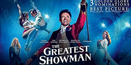The Greatest Showman Singalong -  The Ultimate Drive -In Cinema  Event tickets