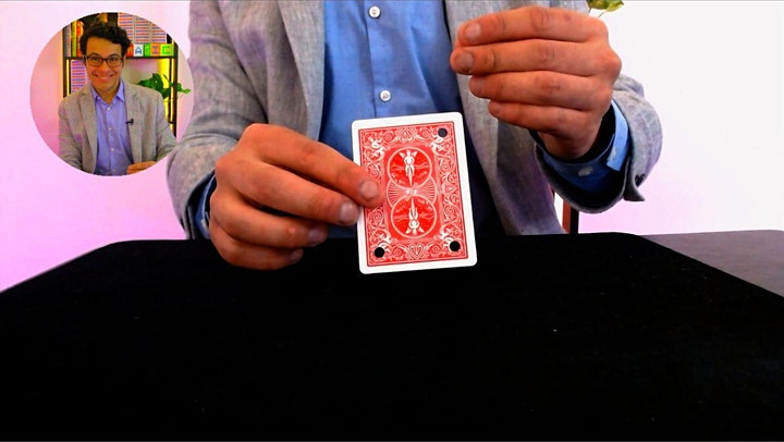 Zoomed Out - An Interactive Online Magic Show image