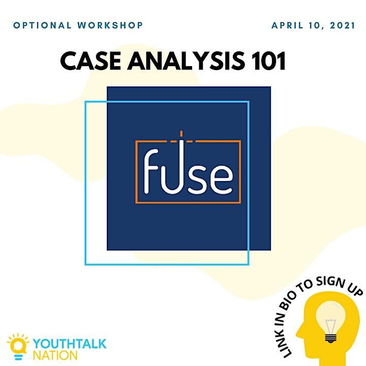 Case Analysis 101 - YouthTalkNation x FUSE Society image