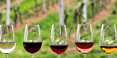 Virtual Wine Tasting At Home Experience tickets