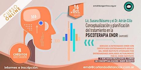 Conceptualización y planificación del tratamiento en EMDR (Avanzado) entradas