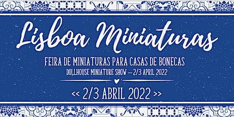Lisboa Miniaturas bilhetes