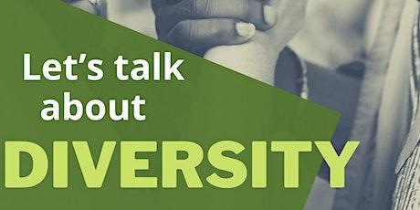Rise Women Leadership Online Forums -  Let's talk diversity tickets