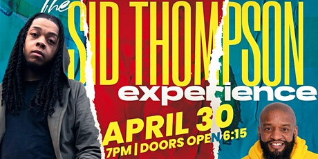 The Sid Thompson Experience tickets
