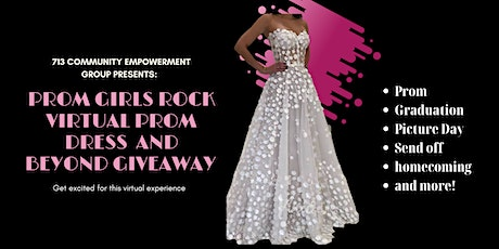 Prom Girls Rock Virtual Prom Dress  and Beyond Giveaway tickets