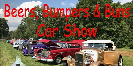 Beer, Bumpers & Buns Car Show tickets