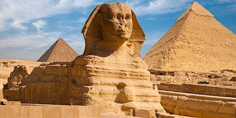 EGYPT JORDAN – Pyramids Nile Petra Dead Sea tickets