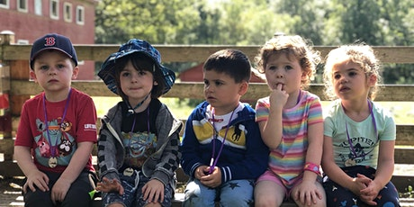 Farm Drop-In 5/23  4pm-5pm  (2.5-5 years) tickets