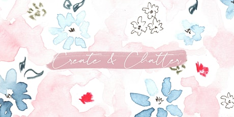 Create and Chatter- Monthly Online Art Meeting tickets