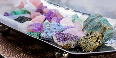 Basics of Healing and Assessment with Avnei HaHoshen & Crystals tickets