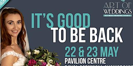 Wedding Fair Weekend - showcasing over 50 individual wedding suppliers tickets
