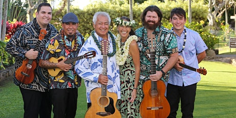 Slack Key Show Ohana - Live In Person &  Live Stream from the Napili Kai tickets