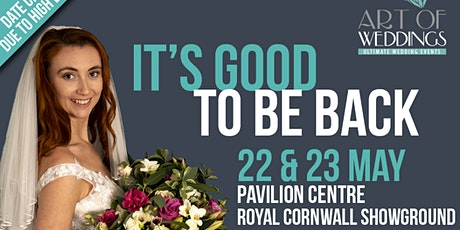 Wedding Fair Weekend - showcasing over 50 individual wedding suppliers tickets