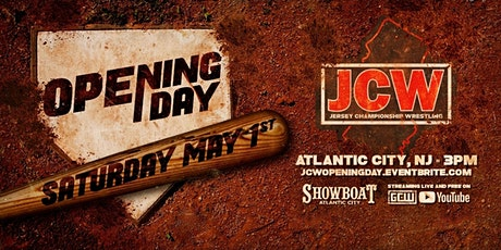 JCW Opening Day! tickets