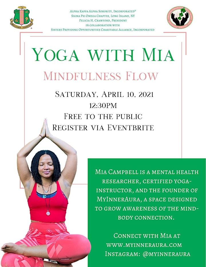 Yoga With Mia image