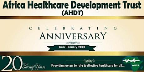 AHDT 20th Anniversary Celebration tickets