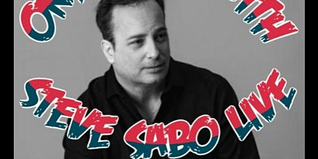 One Night of Comedy with Steve Sabo tickets