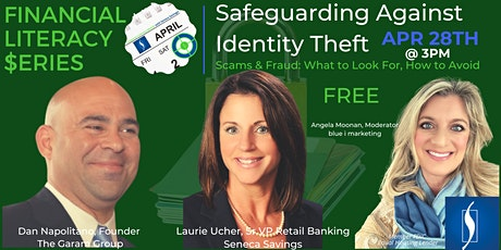 Identity Theft: Safeguarding Against Identity Theft & Fraud tickets