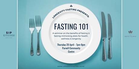 Fasting 101 tickets