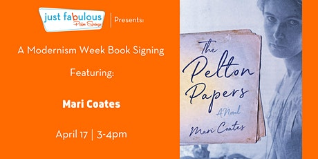 Book Signing with Mari Coates tickets