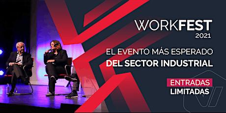 WorkFest 2021 entradas