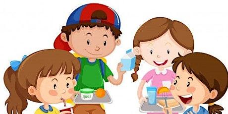 Nutrição Infantil e Merenda Escolar ingressos