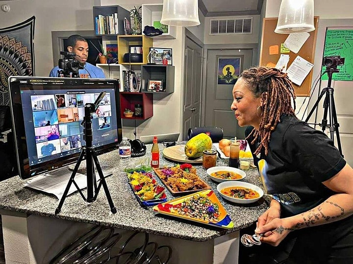 Ohm Woke in The Kitchen w/Chef Sheena SheWins The Tulum Mexico image