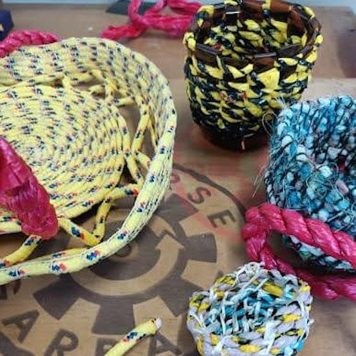 Senior's Festival: Recycled Basket Making Workshop image