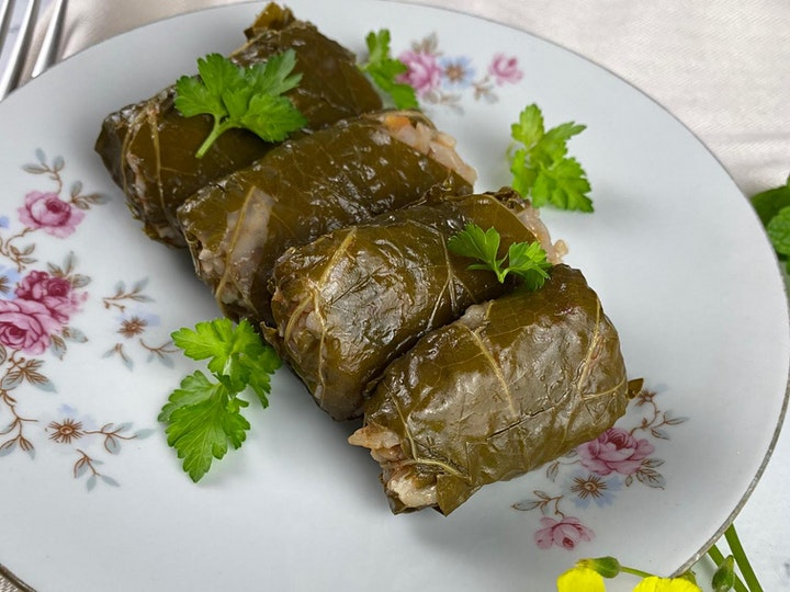 Greek Cooking Class Feast image