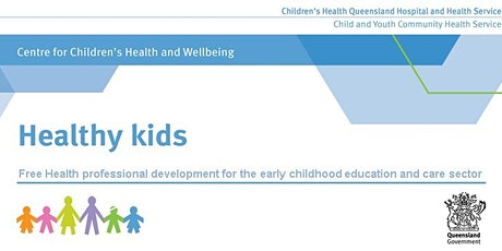 Healthy Kids Mackay 2021: PD1 Trauma-informed care in the early years tickets