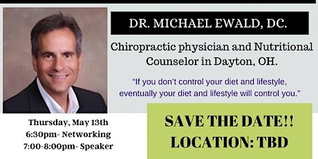 SWFL Health Talk, Dr. Michael Ewald tickets
