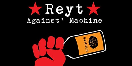 Reyt Against' Machine - Yorkshire tribute to Rage Against The Machine tickets