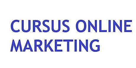 CURSUS ONLINE MARKETING tickets