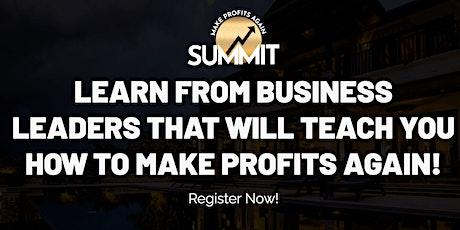 Entrepreneurs Summit - 4 Days tickets