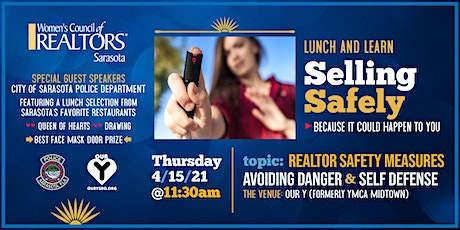 SELLING SAFETY LUNCH & LEARN tickets
